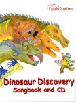 Dinosaur Discovery Songs001